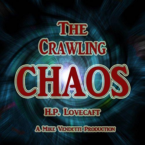 『The Crawling Chaos』のカバーアート