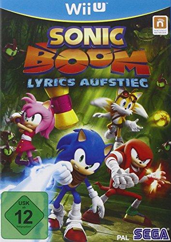 Nintendo Sonic Boom: Rise of Lyric, Wii U - Juego (Wii U, Wii U, Acción / Aventura, Big Red Button Entertainment, 11/11/2014, E10 + (Everyone 10 +), Básico)