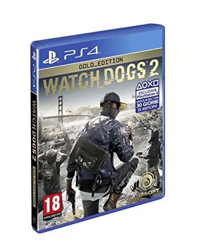 Watch_Dogs 2  - Gold Edition (include Season Pass)  - PlayStation 4