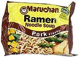 Maruchan Ramen, Pork, 3-Ounce Packages (Pack of 24)