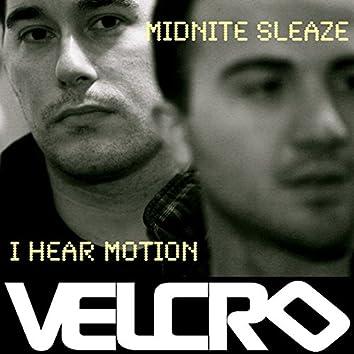 I Hear Motion (feat. Pe`ja)