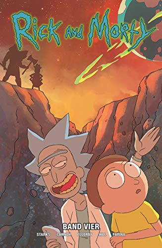 Rick and Morty: Bd. 4
