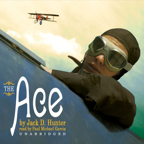 The Ace audiobook cover art
