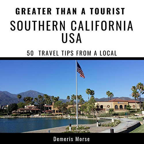 Couverture de Greater Than a Tourist - Southern California USA