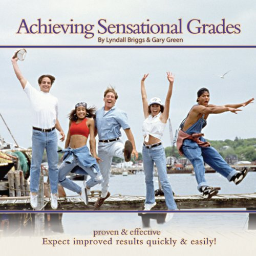 Achieving Sensational Grades audiobook cover art