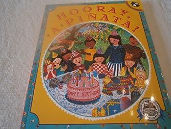 Paperback Hooray A Piñata!, Imagination Library Book, 1996 Book