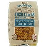 Rummo Pasta Fusilli N°48 senza Glutine, 400g
