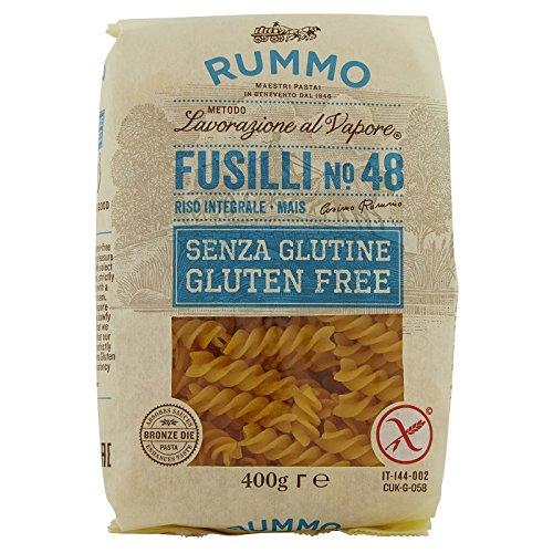 Rummo Fusilli n°48, sans gluten - Le paquet de 400g