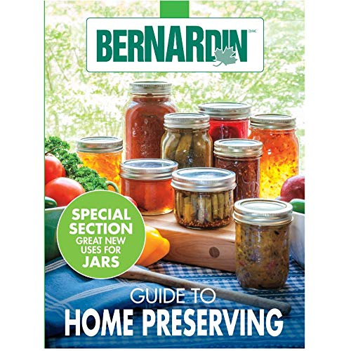 Bernardin Bernardin Guide to Home Preserving