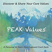 PEAK Values Cards