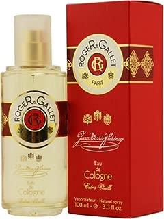 Roger & Gallet Jean Marie Farina by Roger & Gallet For Men And Women. Extra Vieille Eau De Cologne Spray 3.3-Ounces