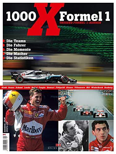 1000 x Formel 1:...