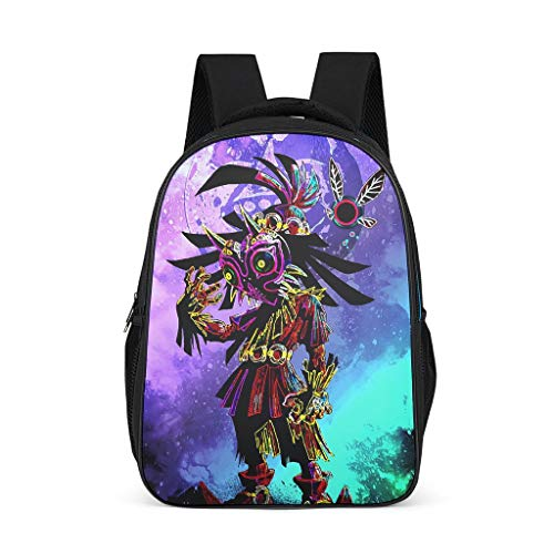 Unisex Children's Shoulder Bags Anime Fantasy Zelda Children's Backpack Large Capacity Backpack Travel Bags with Widths and Comfortable Straps