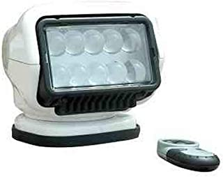 LED Golight Stryker GL-30004-36I Wireless Remote Control Spotlight -36 Volt - Permanent Mount -White