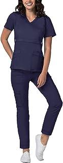 Adar Uniforms Women's 3500CBB Medical Scrubs