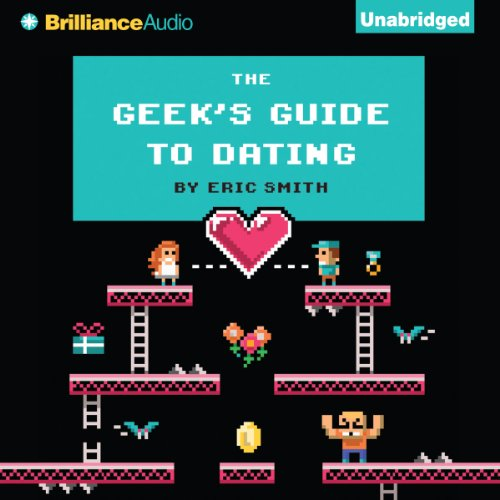 Geek's Guide to Dating, cover art