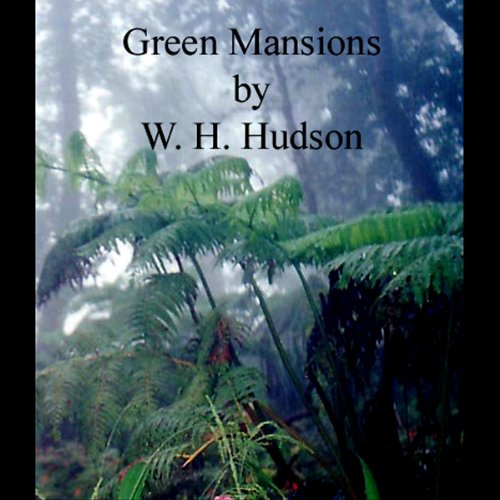 Green Mansions audiobook cover art
