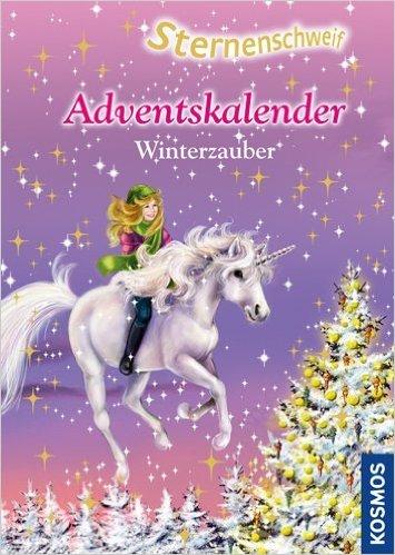 Sternenschweif Adventskalender, Winterzauber von Linda Chapman ( 10. September 2014 )