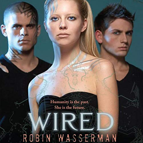 Wired audiobook cover art