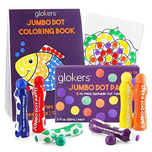 Glokers Jumbo Dot Paint Markers