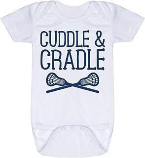 c8fb5cdccff Lacrosse Baby   Infant Onesie