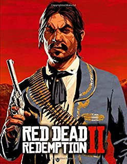 Red Dead Redemption - Javier Escuella Notebook: Wide Ruled Writer's Composition Notebook for School, Office, or Home!