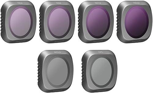 tiendas minoristas YVSoo 6Pcs ND Filtro de Lente for for for dji Mavic 2 Pro - MCUV CPL ND4 ND8 ND16 ND32 Filtro Set  el estilo clásico