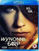 Wynonna Earp: Season 3 [Official UK Release] [Blu-ray]