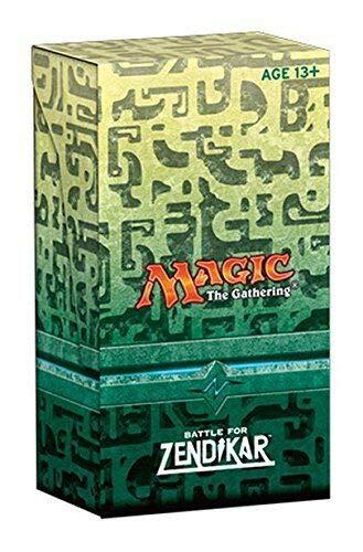 Magic The Gathering Kampf um Zendikar Prerelease Pack