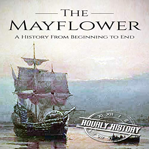 Mayflower audiobook cover art
