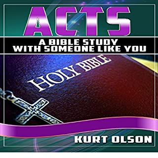 Acts audiobook cover art