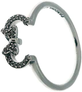 Disney Minnie Silhouette 925 Sterling Silver Ring