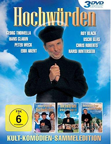 Kult-Komödien Sammeldition (3 DVDs)