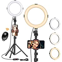 Viewow Selfie Light with Tripod Stand