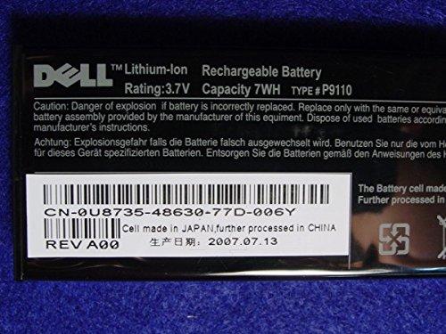 Dell NEW GENUINE U8735 NU209 FR463 POWEREDGE BATTERY PERC 5i 6i - Recent D.O.M