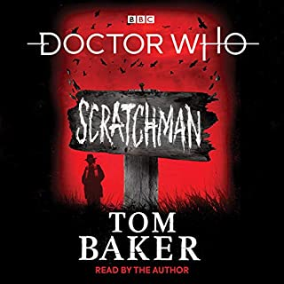 Doctor Who: Scratchman audiobook cover art