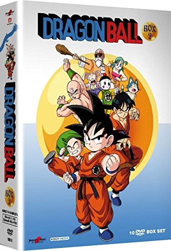 Dragon Ball - Serie Classica - Volume 2 (10 DVD)