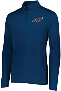 300 Attain 1/4 Zip PulloverNavy X-Large
