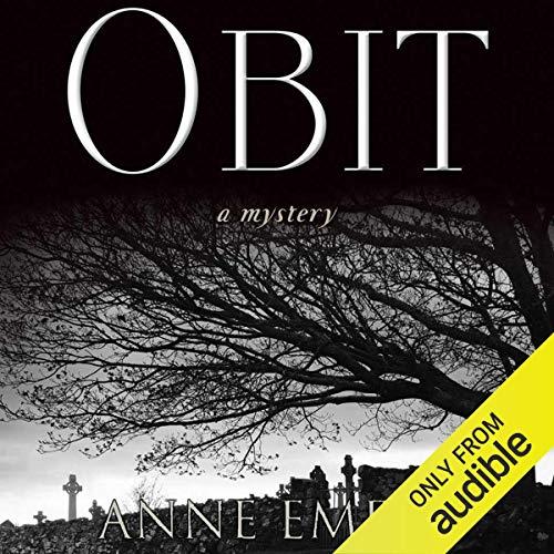 Obit audiobook cover art