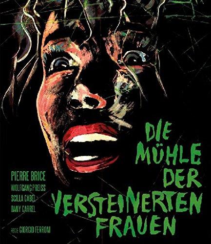 Die Mühle der versteinerten Frauen [Blu-ray] [Limited Edition]