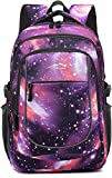 Backpack Bookbag for School College Student Travel Business Hiking Fit Laptop Up to 15.6 Inch (Galaxy G)