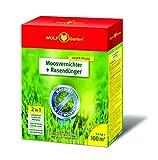 WOLF-Garten - Moosvernichter und Rasendünger - SW 100 - 3,5 kg für 100 m² - 3841020