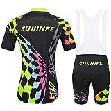 Zoom IMG-1 suhinfe abbigliamento ciclismo donna maglia