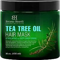 Botanic Hearth 16oz Tea Tree Hair Mask & Deep Conditioner