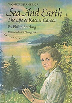 Book's Cover of Sea and Earth: The Life of Rachel Carson (English Edition) Versión Kindle