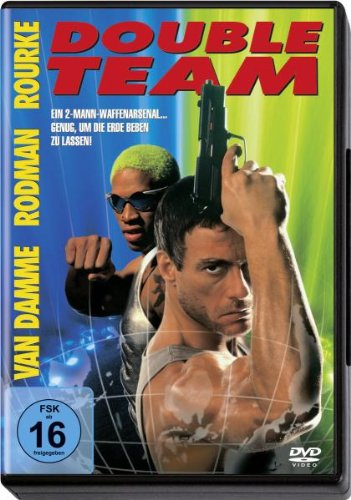 Double Team [Alemania] [DVD]