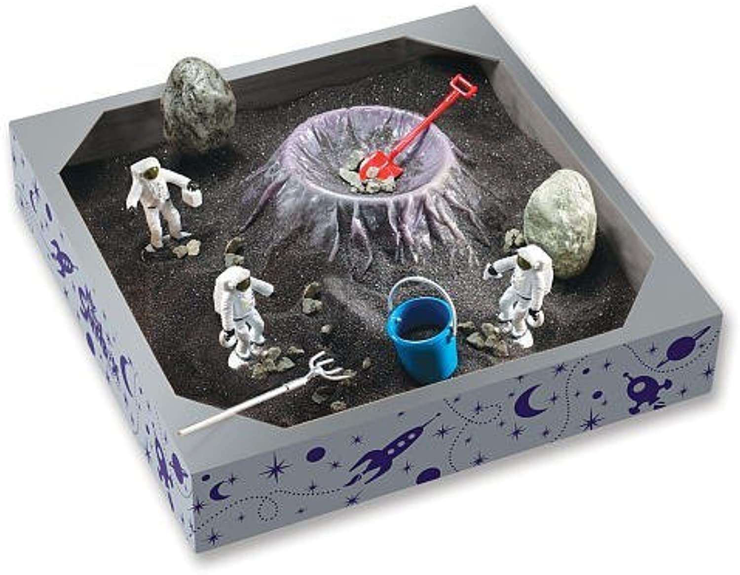 Be Good Company My Little Space Mission Sandbox Play Set by Be Good Company