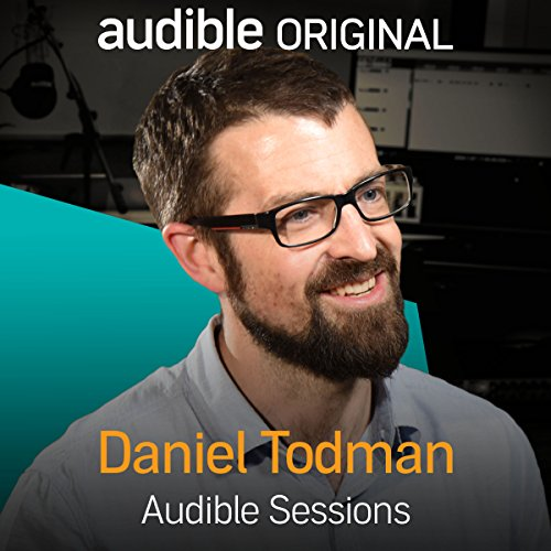 FREE: Audible Interview with Daniel Todman audiobook cover art