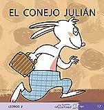 El Conejo Julián (Leemos: J), Vol. 17 (MIS PRIMEROS CALCETINES)
