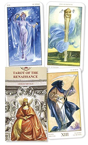 Tarot of the Renaissance: 78 Cards with Instructions